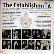 "The Establishment With The Original London Company Vinyl 12"" (Used)"