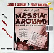 "James P. Johnson Vinyl 12"" (Used)"