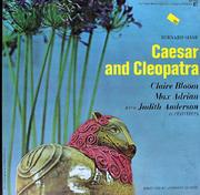 """Ceasar And Cleopatra Vinyl 12"""" (Used)"""