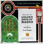 "Remember The Golden Days Of Radio Volume 2 Vinyl 12"" (Used)"