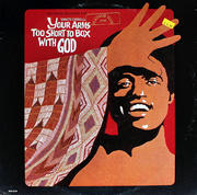 """Vinnette Carroll's: Your Arms Too Short To Box With God Vinyl 12"""" (Used)"""