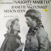 "Victor Herbert's ""Naughty Marietta"" June 12, 1944 Vinyl 12"" (New)"