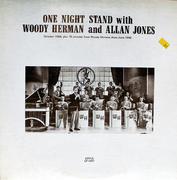 """Woody Herman And The Las Vegas Herd Vinyl 12"""" (Used)"""