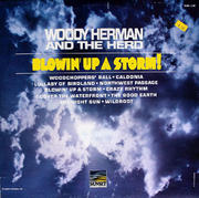 """Woody Herman And The Herd Vinyl 12"""" (Used)"""