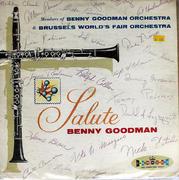 """Benny Goodman Orchestra Vinyl 12"""" (Used)"""