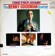 The Benny Goodman Quartet Vinyl 12""