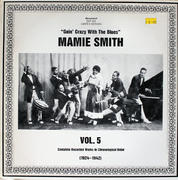 """Mamie Smith Vinyl 12"""" (Used)"""