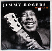 "Jimmy Rogers Vinyl 12"" (New)"