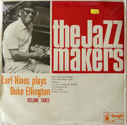 "Earl Hines Vinyl 12"" (New)"