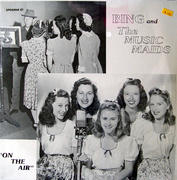 "Bing And The Music Maids Vinyl 12"" (New)"