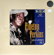 "Pinetop Perkins Vinyl 12"" (New)"