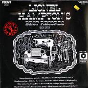 """Lionel Hampton Vinyl 12"""" (New)"""