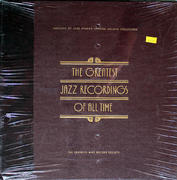 """The Greatest Jazz Recordings Of All Time Vinyl 12"""" (New)"""