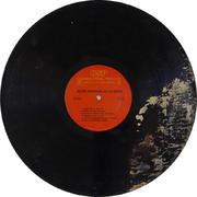 """Bunk Johnson And His Band Vinyl 12"""" (Used)"""