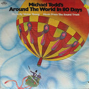 """Michael Todd's Around The World in 80 Days Vinyl 12"""" (Used)"""