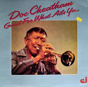 "Doc Cheatham Vinyl 12"" (Used)"