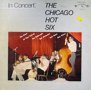"""The Chicago Hot Six Vinyl 12"""" (Used)"""