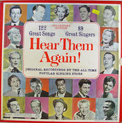 "Reader's Digest: Hear Them Again! Vinyl 12"" (Used)"