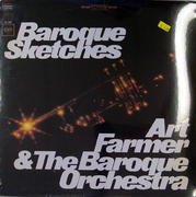 "Art Farmer & The Baroque Orchestra Vinyl 12"" (New)"