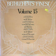 "Bethlehem's Finest: Volume 15 Vinyl 12"" (Used)"