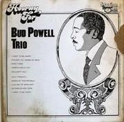 """Bud Powell Trio Vinyl 12"""" (Used)"""