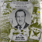 "Buddy Clark Vinyl 12"" (New)"