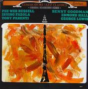 "Commodore Jazz Classics: Era Of The Clarinet Vinyl 12"" (Used)"