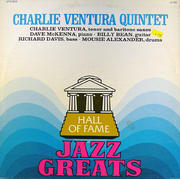 "Hall Of Fame Jazz Greats Vinyl 12"" (Used)"