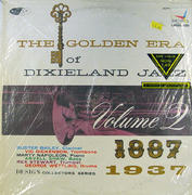The Golden Era of Dixieland Jazz: Volume 2 1887-1937 Vinyl 12""