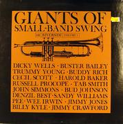"Giants of Small-Band Swing Volume 1 Vinyl 12"""