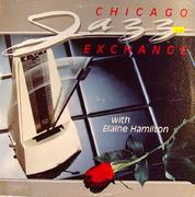 """Chicago Jazz Exchange / Elaine Hamilton Vinyl 12"""" (Used)"""