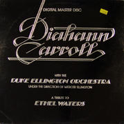 "Diahann Carroll / Duke Ellington Orchestra / Mercer Ellington Vinyl 12"" (Used)"