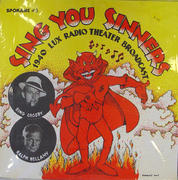 "Bing Crosby / Ralph Bellamy Vinyl 12"" (Used)"