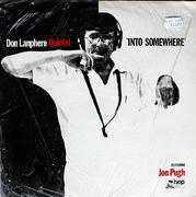"Don Lanphere Quintet Vinyl 12"" (New)"