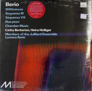 """Luciano Berio Vinyl 12"""" (New)"""