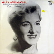 """Mary Ann McCall / The Ernie Wilkins Orchestra Vinyl 12"""" (Used)"""