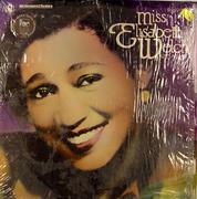 """Miss Elisabeth Welch Vinyl 12"""" (Used)"""