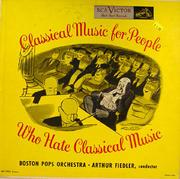 """Boston Pops Orchestra Vinyl 12"""" (Used)"""