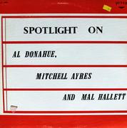 "Al Donahue / Mitchell Ayres / Mal Hallett Vinyl 12"" (Used)"