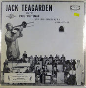 """Jack Teagarden/ Paul Whiteman Vinyl 12"""" (New)"""