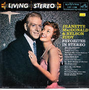 "Jeanette MacDonald & Nelson Eddy Vinyl 12"" (Used)"