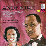 "Andy Kirk And His Clouds Of Joy Vinyl 12"" (Used)"