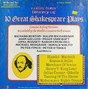 "10 Great Shakespeare Plays Vinyl 12"" (Used)"