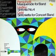 "Persichetti / Hartley / Dahl Vinyl 12"" (Used)"