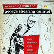"""The George Shearing Quintet Vinyl 12"""" (Used)"""
