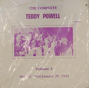 "Teddy Powell Vinyl 12"" (Used)"