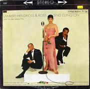 """Lambert, Hendricks and Ross Vinyl 12"""" (Used)"""