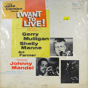"""I Want To Live! Vinyl 12"""" (Used)"""