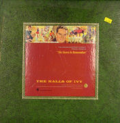 "The Halls Of Ivy Vinyl 12"" (Used)"