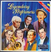 "Legendary Performers Vinyl 12"" (Used)"